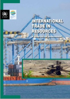 International Trade in Resources: A biophysical assessment