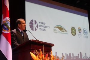 resource-efficient World Resources Forum Latin America
