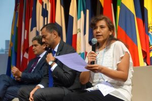 Sonia Valdivia, WRF, resource-efficiency cities World Resources Forum Latin America