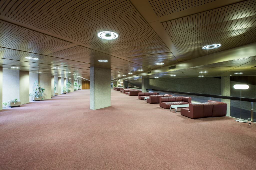 Conference Venue WRF 2017 - World Resources Forum