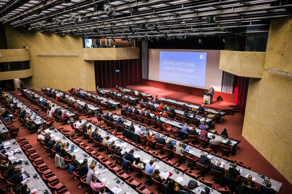 Accelerating the Resource Revolution - WRF 2017 Meeting Report