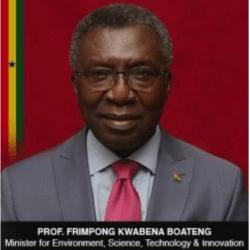 H.E. Kwabena Frimpong-Boateng