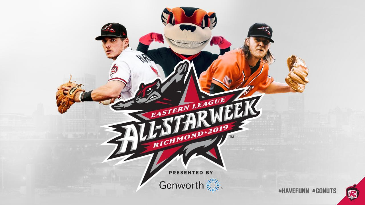 Eastern League All-Star Week continues Monday with concert at Richmond Raceway