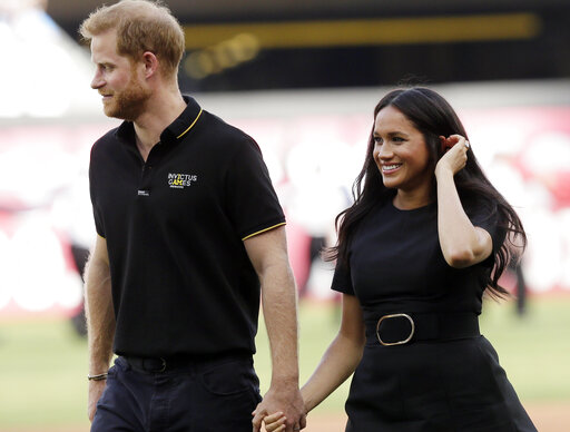 Harry, Meghan and Archie set for 10-day southern Africa trip