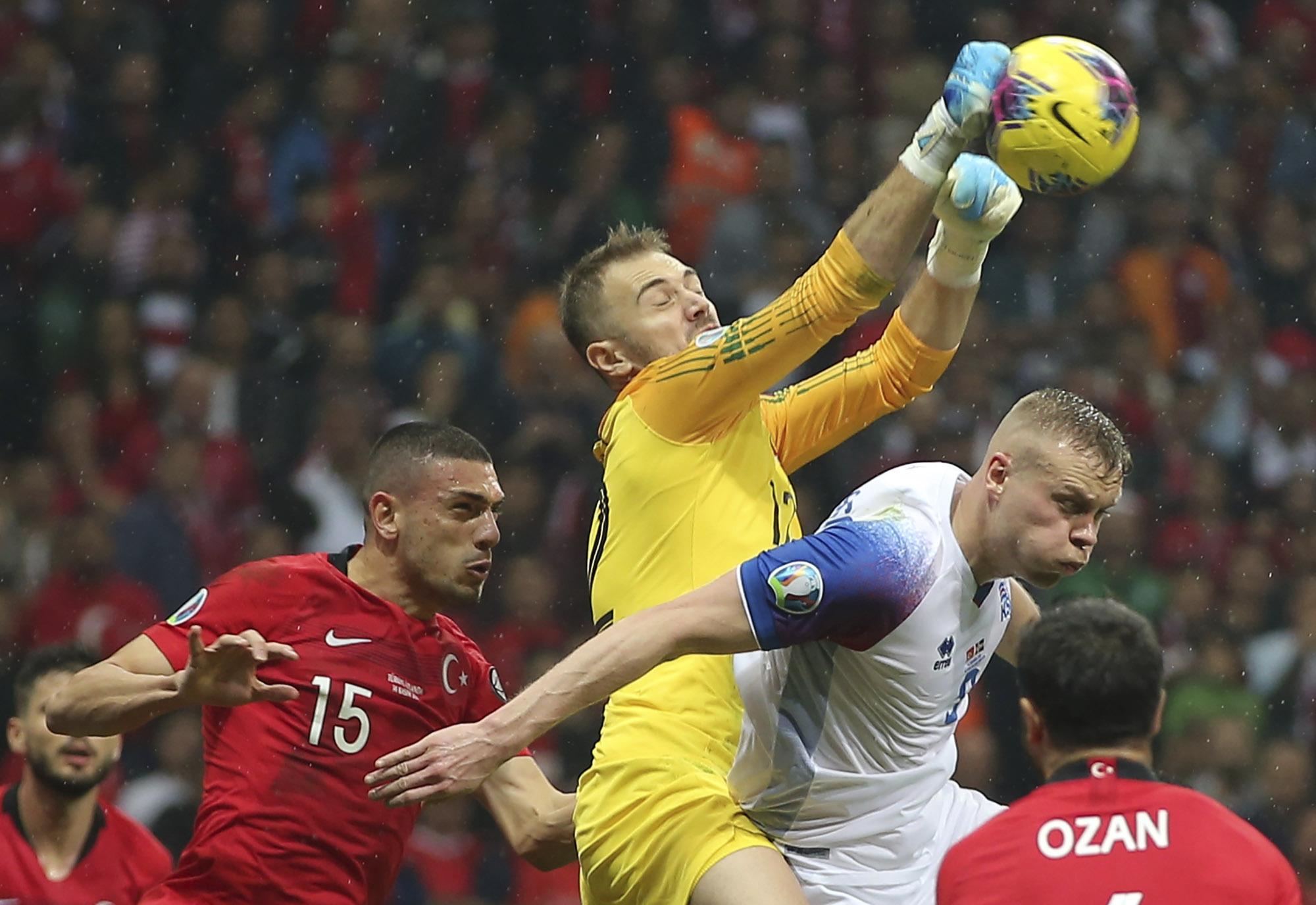 Calendrier Match Foot Euro 2020.England Czech Republic France And Turkey Reach Euro 2020