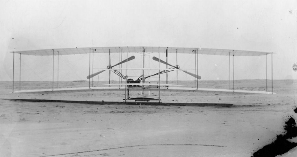 Image result for wright flyer