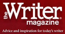 The Writer Magazine Header