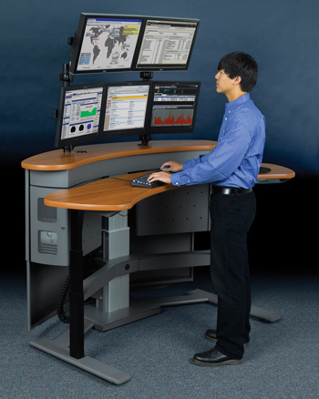 Profile Genesys Frestanding Command And Control Console