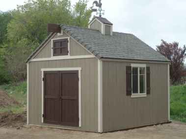 orchard barn style shed