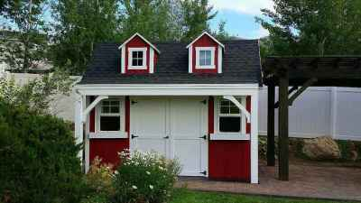 orchard shed dormers and porch