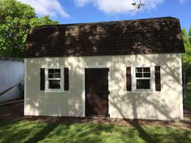 farm style shed front