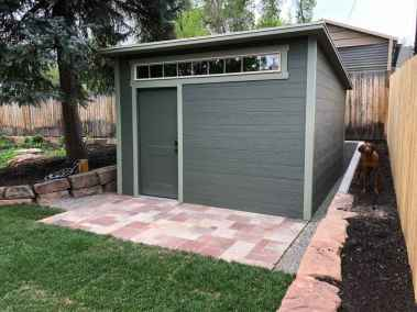 Lindgren Lean-To Shed