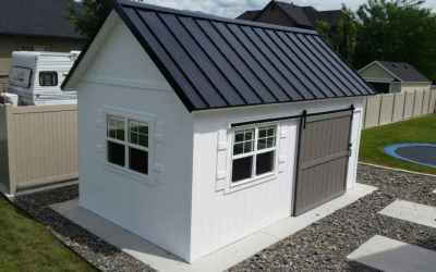 Advantages of Investing in Custom Made Sheds