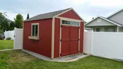 red orchard shed