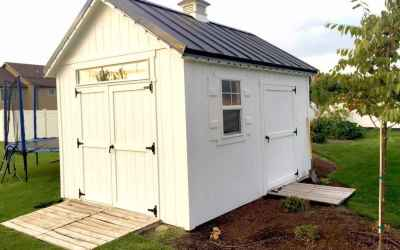 Factors to Consider in Storage Sheds