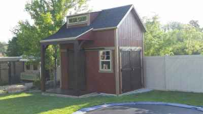 towns orchard shed