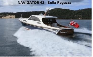Navigator No1 ‐ Bella Regaza