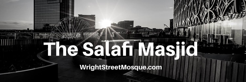 The Salafi Masjid