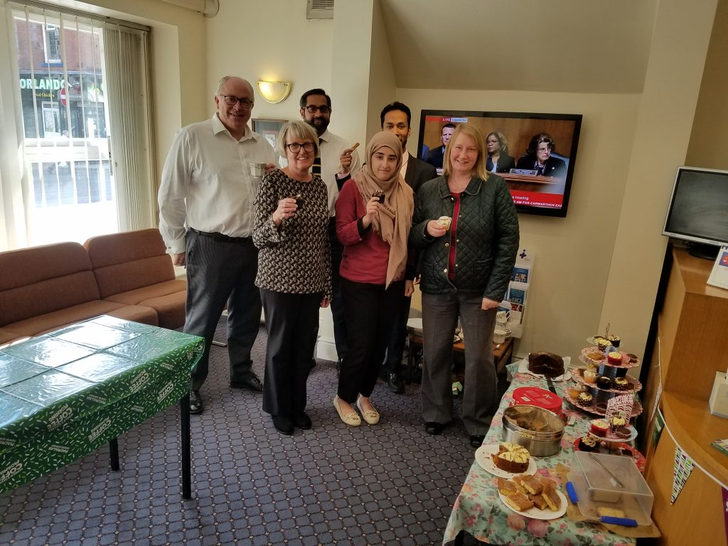 macmillan cancer support solicitors in oldham manchester and todmorden worlds. world biggest coffww morning