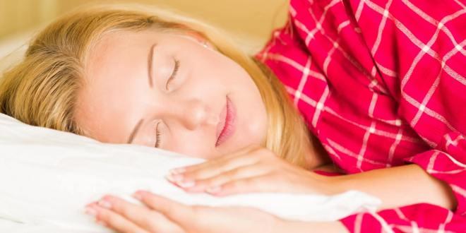 best sleep ever sleeping women