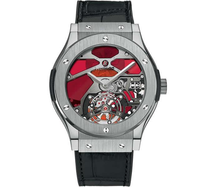 hublot-classic-fusion-tourbillon-vitrail-red 2