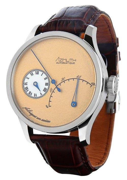 Azimuth RRM Frost Gold