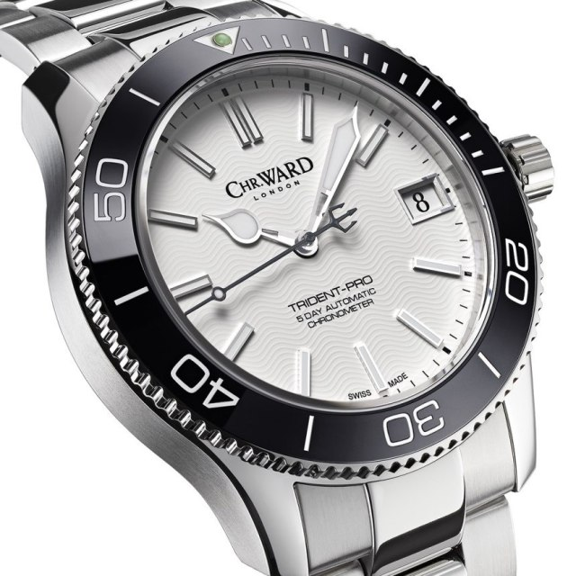 Christopher Ward Trident COSC 01