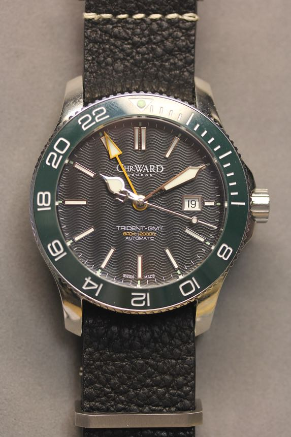 Christopher Ward Trident GMT 01