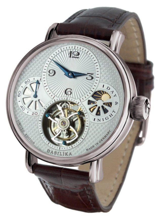 Poljot T08 Tourbillon
