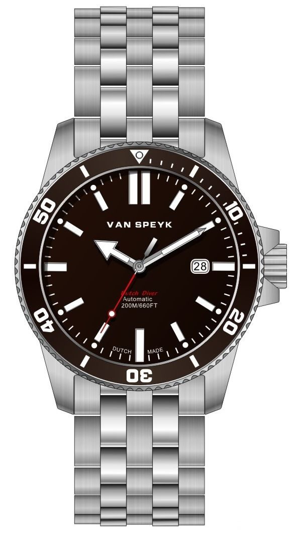 Van-Speyk-Dutch-Diver-Brown