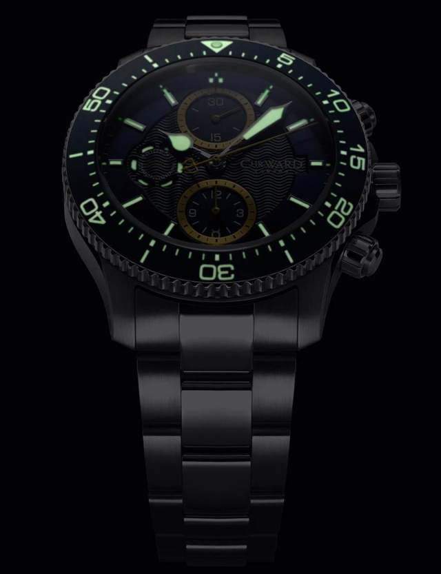 Christopher Ward C60 Chronograph 02