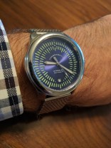Tangramatic Hyperion time/date automatic
