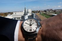 The Longines Conquest V.H.P. at the 2018 Breeders Cup.