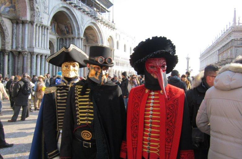 Karnawał we Włoszech. Wenecja i Neapol