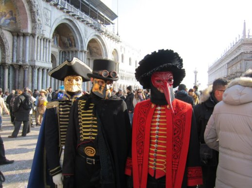 Karnawał w Wenecji