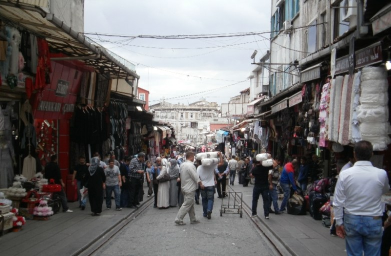 stambuł promy i bazary