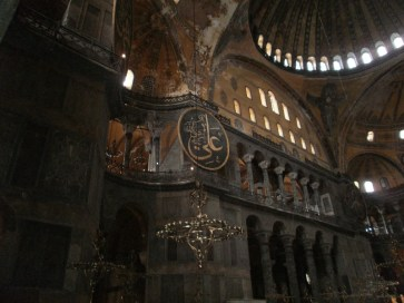 Haghia Sophia w Stambule