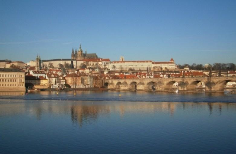 Praga okiem turysty
