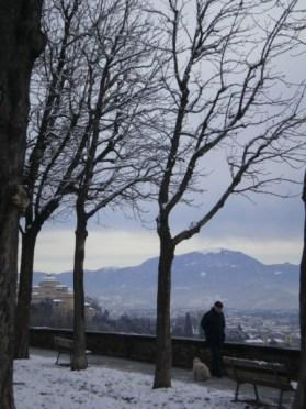 Zimowe Bergamo