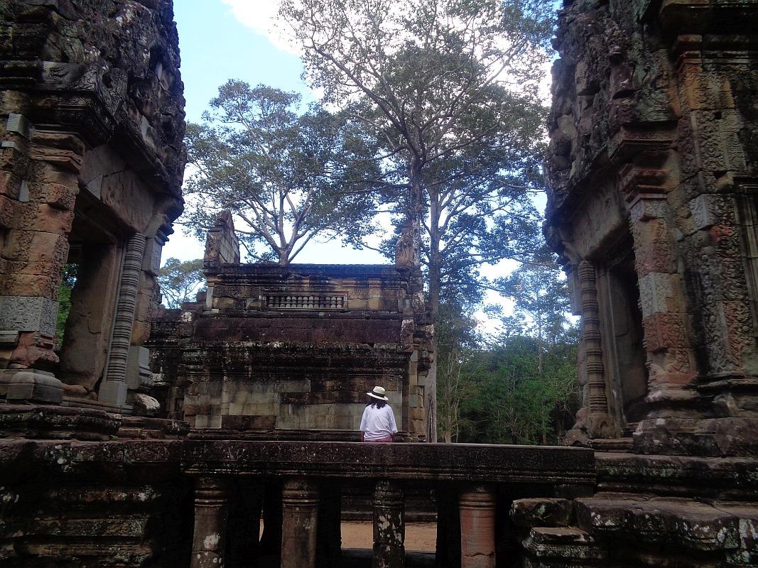 Kompleks Angkor - poradnik naprawdę praktyczny