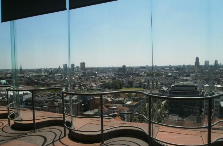 Energetyczna i brylantowa Antwerpia