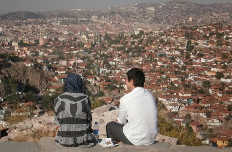 Ankara – prowincjonalna stolica Turcji