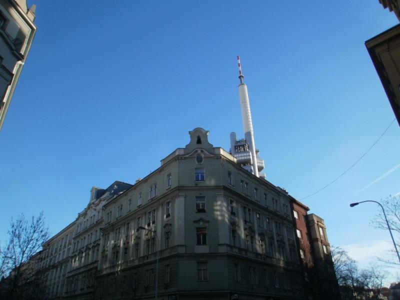 Dzielnica Žižkov - Praga Pragi