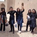 Kobieta w Iranie. Strój, obyczaje i życie codzienne