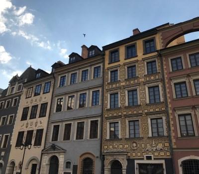 warszawska starówka