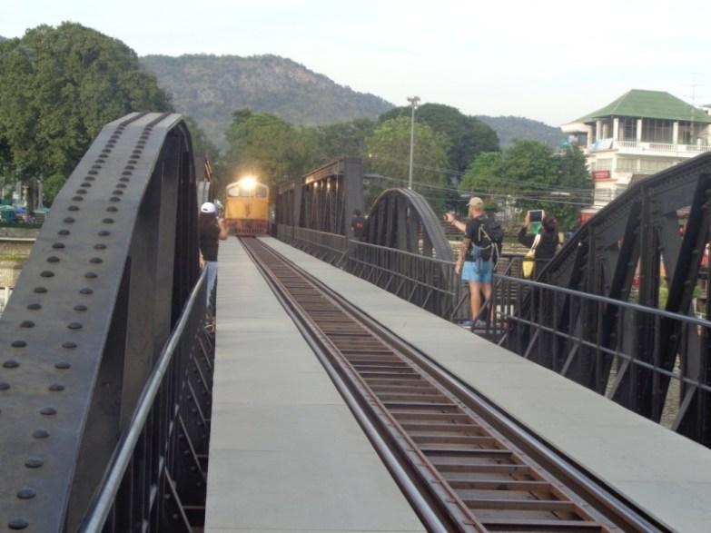 kanczanaburi pociąg i linia śmierci
