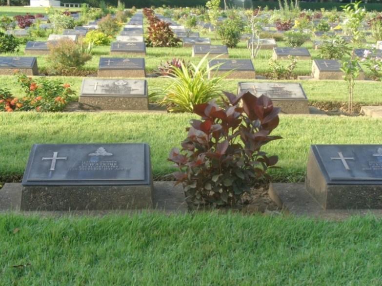 cmentarz aliantów kanczanaburi