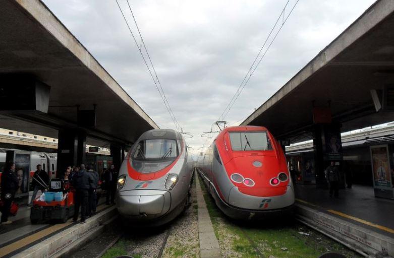 Włoskie pociągi