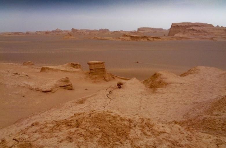 pustynia kalut iran