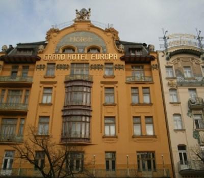 Secesyjna Praga